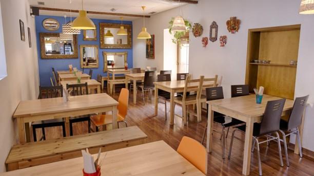 La Huella Vegana Alcalá Salón
