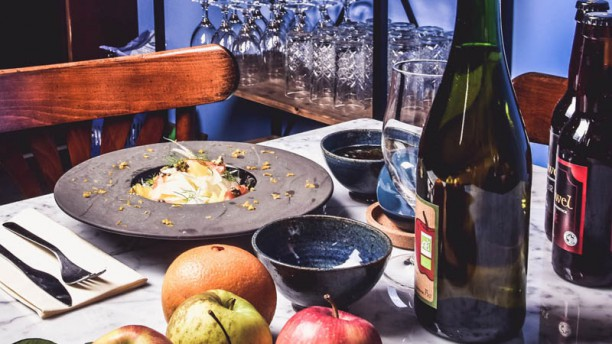 Flambe Creperie Restaurant Suggerimento dello chef