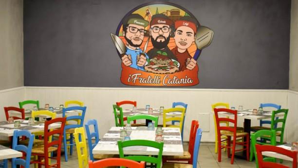 I Fratelli Catania Vista sala