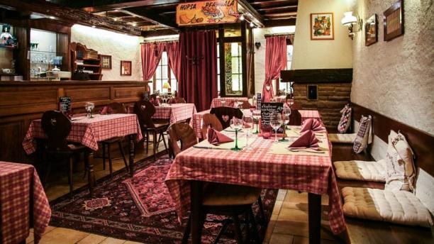 Restaurant Au Rouge De St Hyppolite