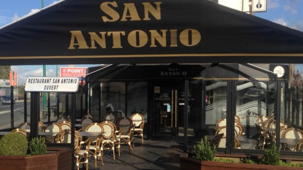 San Antonio Devanture