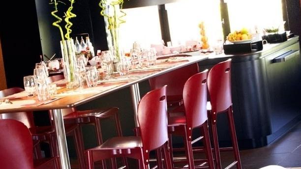 Campanile Bonneuil-sur-Marne Table dressée
