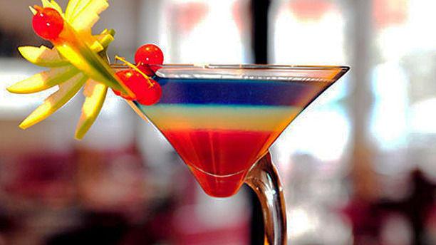 À la Belle Cocotte Le cocktail
