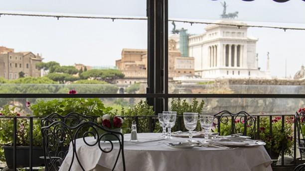 Roof Garden A Roma Menu Prezzi Immagini Recensioni E