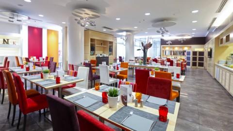 Ristorante Decanter & Brasserie - Hotel Ramada Plaza Milano, Milano