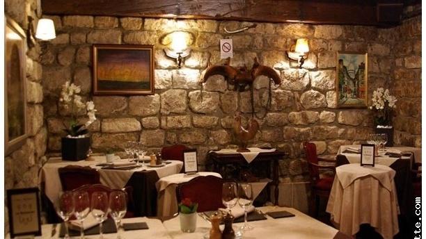 Hôtel Restaurant Le Ruisseau La salle