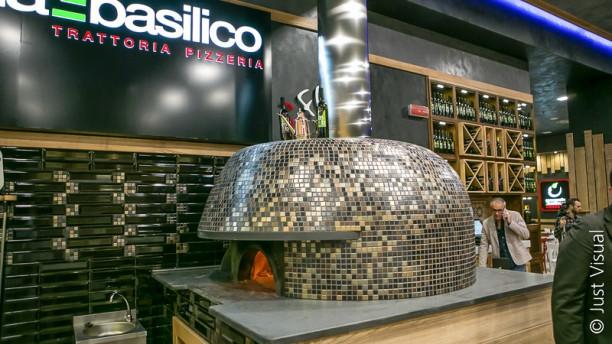 Mozzarella e Basilico Busnago Forno
