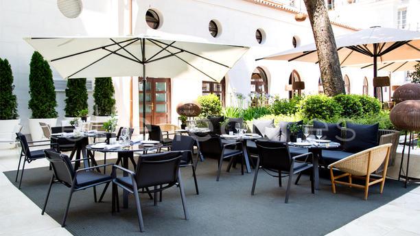 Restaurante Montmartre 1889 Gran Meliá Palacio De Los