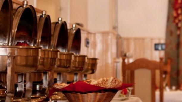 Tandoori Restaurant Lasanie suggestie van de chef