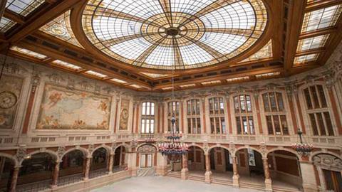 restaurant - Printemps des Chefs - Palais de la Bourse - Lille