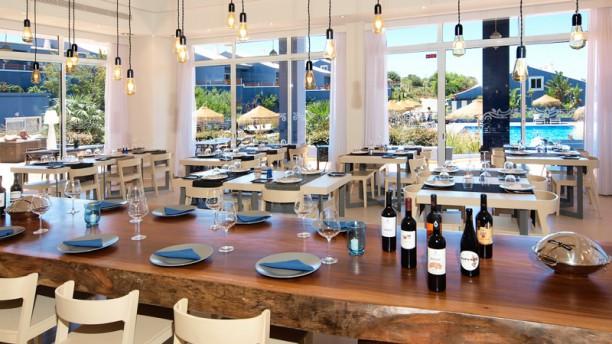 Aldeia Azul Restaurant Sala