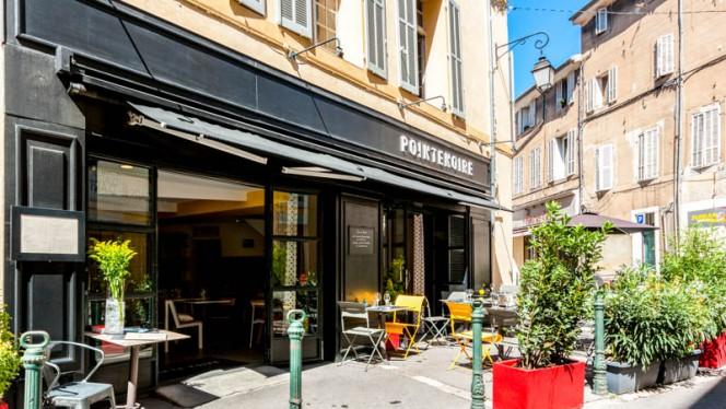 Entrée - Pointe-Noire Bar à Mets, Aix-en-Provence