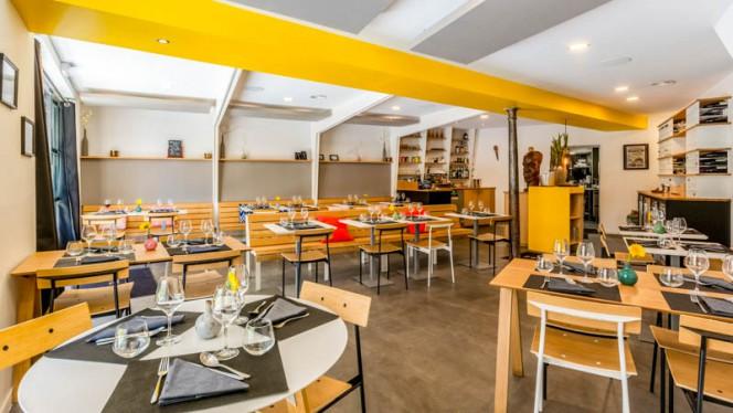 Vue de la salle - Pointe-Noire Bar à Mets, Aix-en-Provence