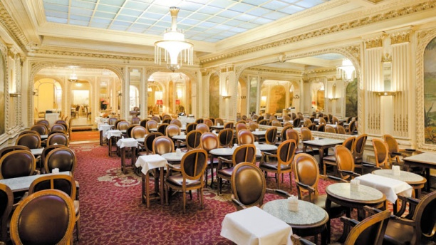 Angelina Cafe Paris