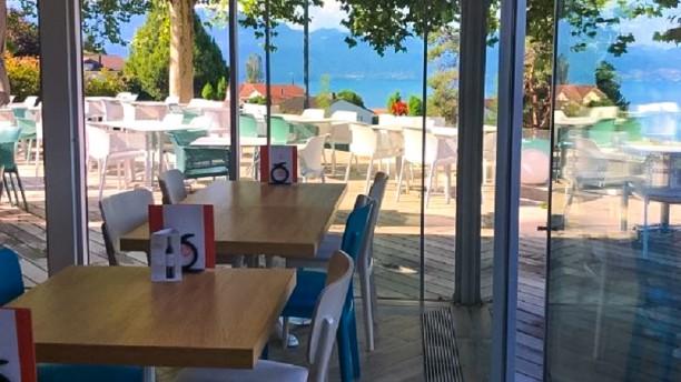 Terra Rossa Salle du restaurant