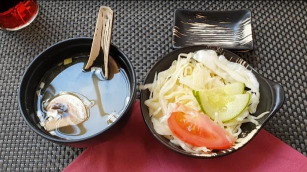 Samuraï Suggestion de plat