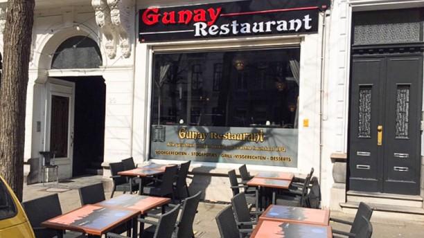 Gunay terrasse