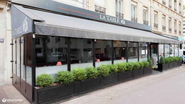 La Table 101 Terrasse