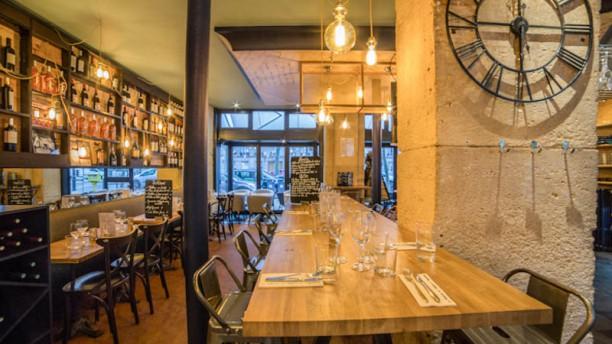 Maelle Et Augustin Restaurant Paris
