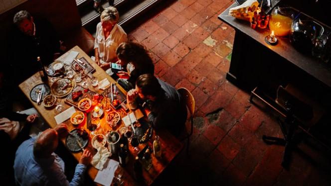 restaurantzaal - Salmuera Amsterdam, Amsterdam