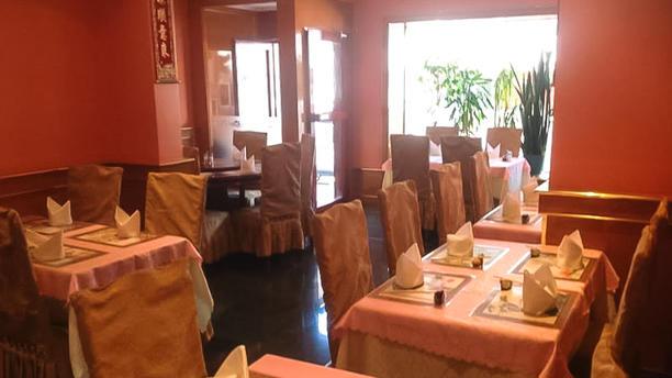 Palais Impérial Salle du restaurant