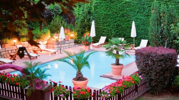 Les Clos de Chaponost Hôtel & Restaurant La piscine