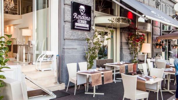 Rosolino Corner Entrata