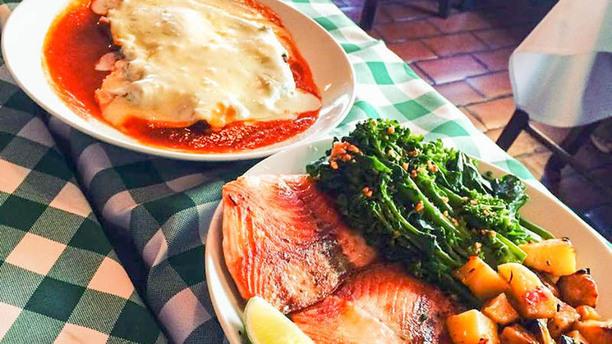 Don Pepe Di Napoli – Macuco Sugestão do chef
