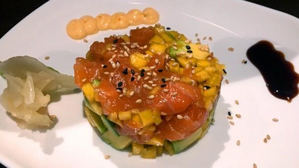 SHIORI Tartare mango, avocado e salmone