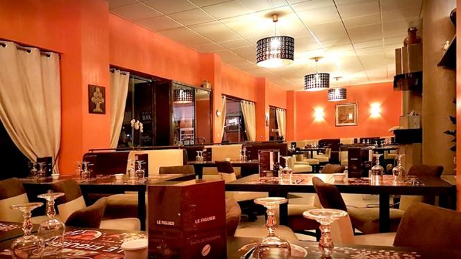 Le Figuier - Restaurant - Caen