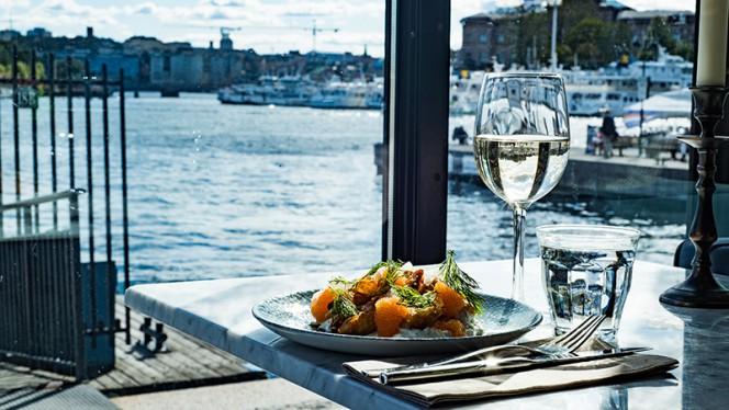 Kockens förslag - Glashuset Kajplats 18, Stockholm