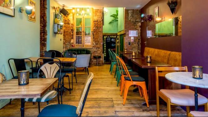 Café Peacock Lille - Restaurant - Lille
