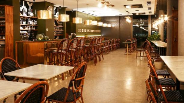 Café Hortus Vue de la salle