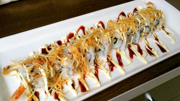 Sushi Lin 3 Suggerimento dello chef