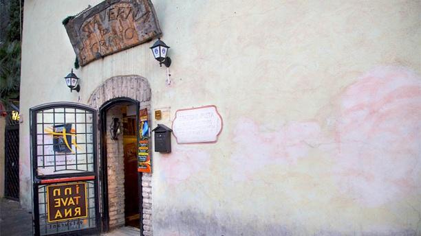 La Taverna del Grano La entrata