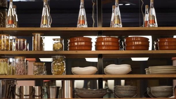 Yka Bar & Ceviche Détail de décoration