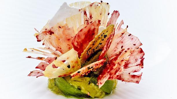 Restaurant le cinq four seasons h tel george v paris - Hotel georges v paris prix chambre ...