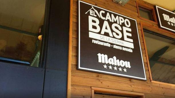 Campo Base de la Sierra Campo base
