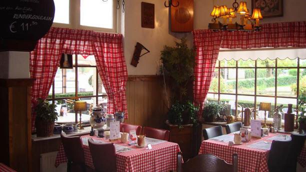 't Pannekoekhuis Westendorp Het restaurant