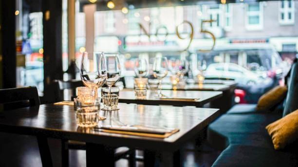 Restaurant 95 restaurantzaal