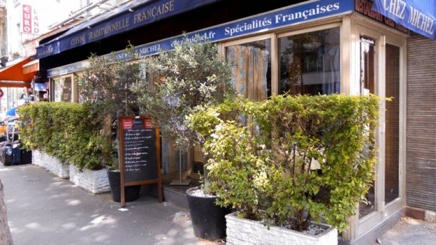 Chez Michel Devanture