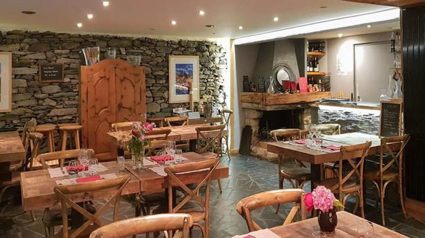 Restaurant Goyet Vue de la salle