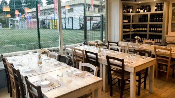 Calcio Pepe In Rome Restaurant Reviews Menu And Prices