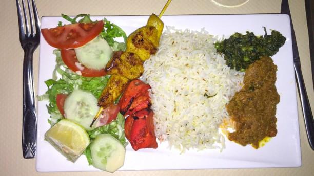 New Delhi'ce Suggestion de plat
