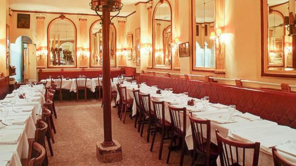Chez Georges Restaurant Paris