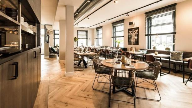 Hotel De Bankier Het restaurant