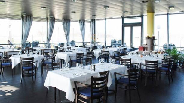 Restaurant de l'Aéroport Salon du restaurant