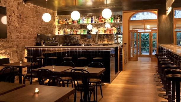 Cafè Godot Sala