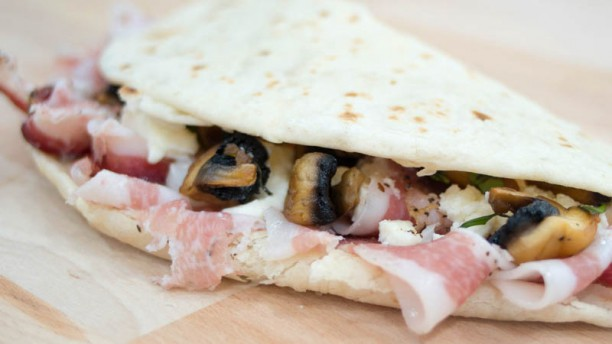 Sapori d'italia Sugerencia del chef