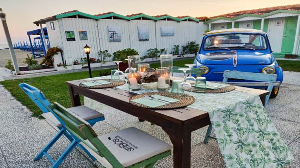 SimBIOsi Beach & Lovely Food Terrazza